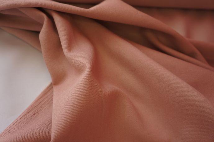 Джинс средней плотности розовый