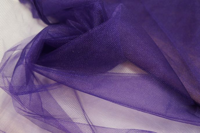 Фатин средней жесткости фиолетовый