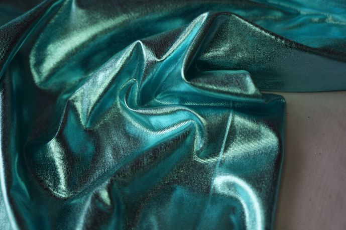 Голограмма мятное серебро