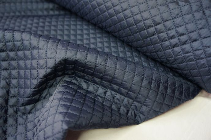 Курточная стеганая ткань на синтепоне 20-3