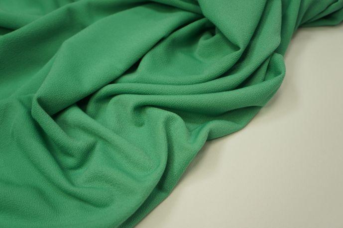 Трикотаж гармония зеленый