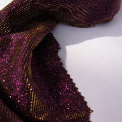 Блеск классик фиолетово-золотистый