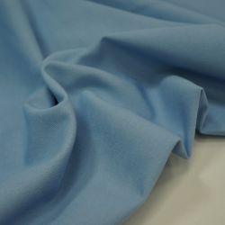 Джинс голубой средней плотности