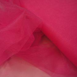 Фатин средней жесткости розовая фуксия