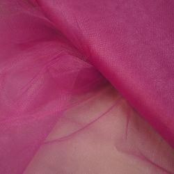 Фатин средней жесткости розовый 2