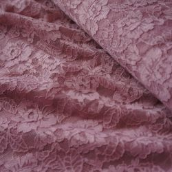гипюр 145 розовый