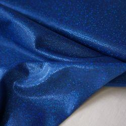 голограмма синий мелкая крошка