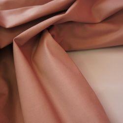 Хлопок плотный розовая пудра