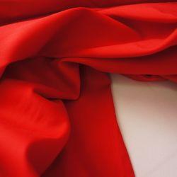 Хлопок рубашечный красный