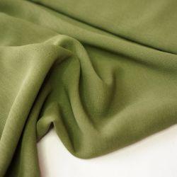 Костюмная с помятым эффектом светло-зеленый
