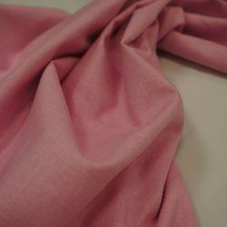 Лен розовый штрихи