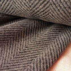 пальтовая шерсть елочка 16