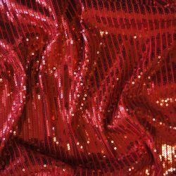 пайетки красные  1