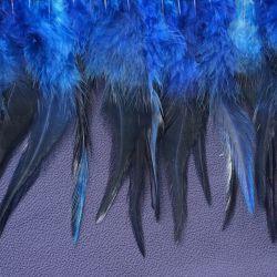 перья на ленте