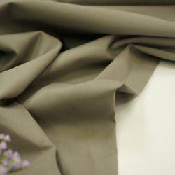 Поплин рубашечный серый