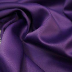 Русский атлас сатин фиолетовый