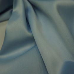 Русский атлас сатин нежно-голубой
