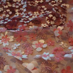 сетка с цветами 2