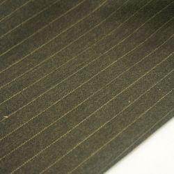 Шерсть костюмная коричневый точки