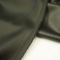 Шерсть костюмная серая с металлическим блеском