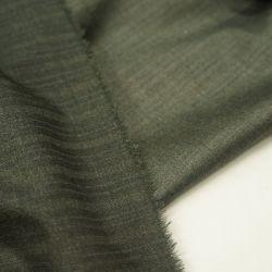 Шерсть костюмная серо- коричневый