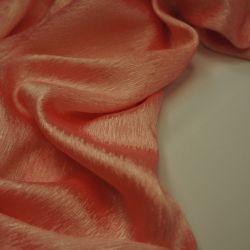 Шифон блеск розовый
