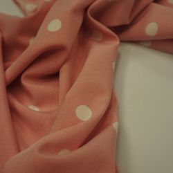 Суперсофт розовый горох