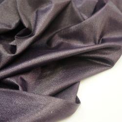 Тафта фиолетовый с напылением блестящим