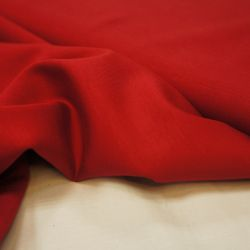 Трикотаж джерси красный